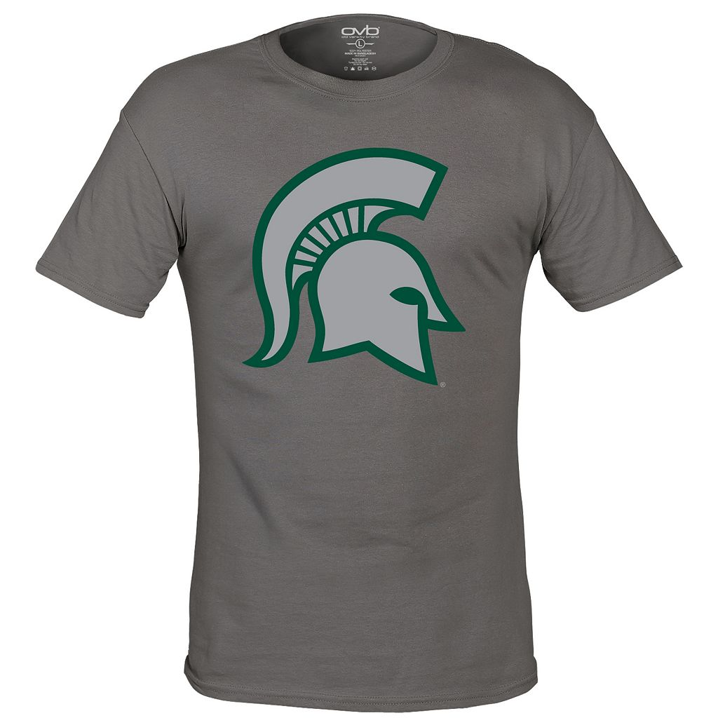 Men's Michigan State Spartans Inside Out Tee
