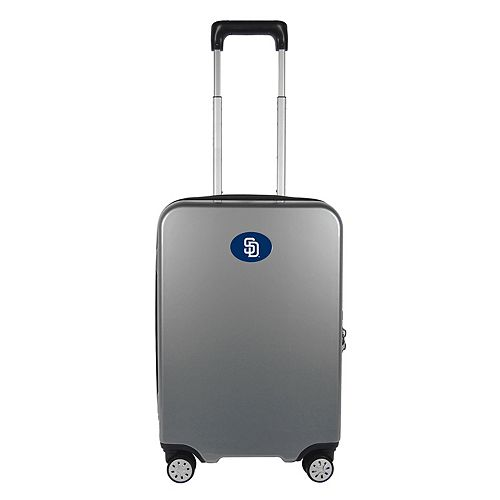 San Diego Padres 22-Inch Hardside Wheeled Carry-On with Charging Port