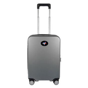 Toronto Blue Jays 22-Inch Hardside Wheeled Carry-On with Charging Port