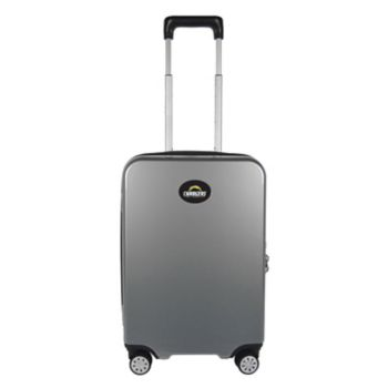 Los Angeles Chargers 22-Inch Hardside Wheeled Carry-On with Charging Port