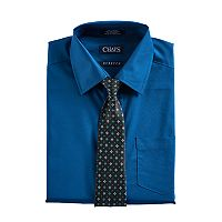 Boys 8-20 Chaps Shirt & Tie Set