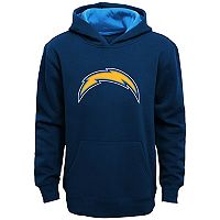 Boys 8-20 Los Angeles Chargers Prime Pullover Fleece Hoodie