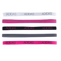 Women's adidas Creator 5-pk. Striped & Solid Headband Set