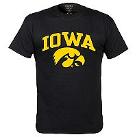 Men's Iowa Hawkeyes Pride Mascot Tee