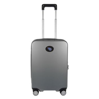 Tennessee Titans 22-Inch Hardside Wheeled Carry-On with Charging Port