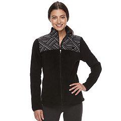 Women's FILA SPORT® Long Sleeve Fleece Jacket