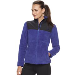 Women's FILA SPORT® Long Sleeve Fleece Jacket