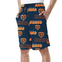 Men's Concepts Sport Chicago Bears Slide Shorts