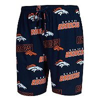 Men's Concepts Sport Denver Broncos Slide Shorts