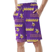 Men's Concepts Sport Minnesota Vikings Slide Shorts