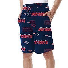 Men's Concepts Sport New EnglandPatriots Slide Shorts