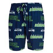 Men's Concepts Sport Seattle Seahawks Slide Shorts