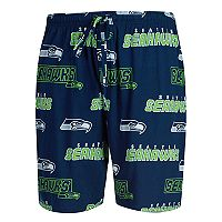 Men's Concepts Sport Seattle Seahawks Slide Shorts