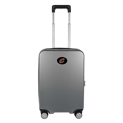 Cleveland Cavaliers 22-Inch Hardside Wheeled Carry-On with Charging Port