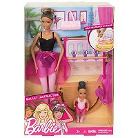Barbie® Ballet Instructor by Mattel