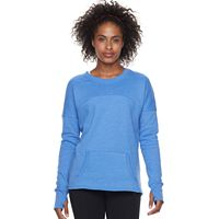 Women's Tek Gear® Fleece Long Sleeve Top