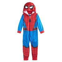 Boys 4-10 Marvel Spider-Man Union Suit