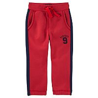 Baby Boy OshKosh B'gosh® Heritage Classic Fit Fleece Pants