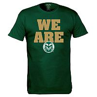 Men's Colorado State Rams We Are Tee