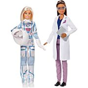Barbie® Astronaut & Space Science Dolls by Mattel