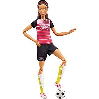 Barbie® Made to Move Soccer Player by Mattel