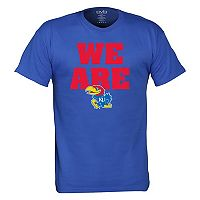 Men's Kansas Jayhawks We Are Tee