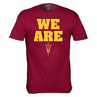 Men's Arizona State Sun Devils We Are Tee