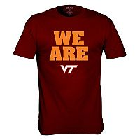 Men's Virginia Tech Hokies We Are Tee