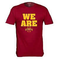 Men's Iowa State Cyclones We Are Tee