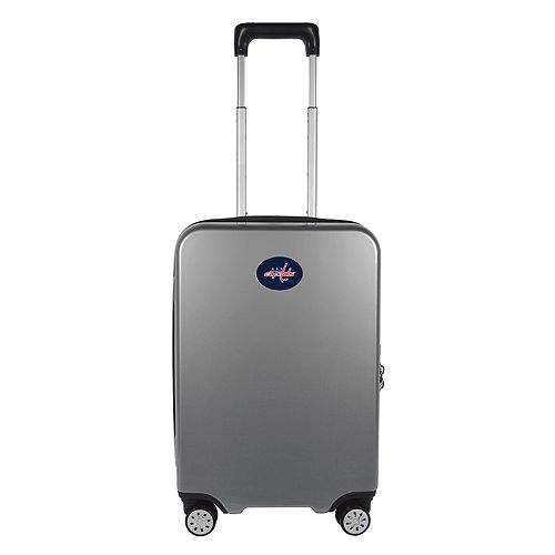 Washington Capitals 22-Inch Hardside Wheeled Carry-On with Charging Port