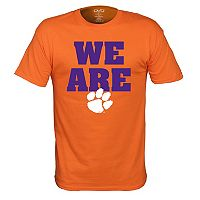 Men's Clemson Tigers We Are Tee