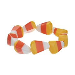 Candy Corn Stretch Bracelet