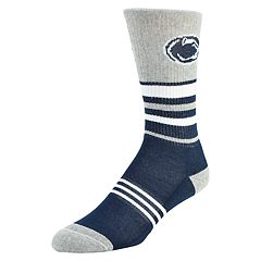 Men's Mojo Penn State Nittany Lions Walk the Line Crew Socks