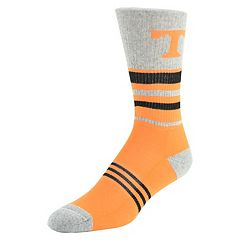 Men's Mojo Tennessee Volunteers Walk the Line Crew Socks