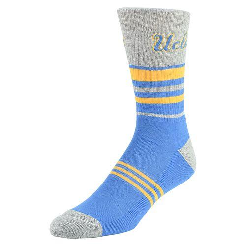 Men's Mojo UCLA Bruins Walk the Line Crew Socks