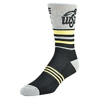 Men's Mojo Wichita State Shockers Walk the Line Crew Socks