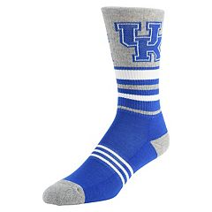 Men's Mojo Kentucky Wildcats Walk the Line Crew Socks
