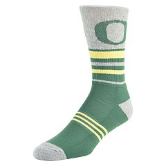 Men's Mojo Oregon Ducks Walk the Line Crew Socks