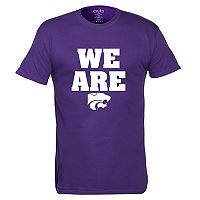 Men's Kansas State Wildcats We Are Tee