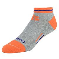 Men's Mojo Clemson Tigers Low-Cut Socks