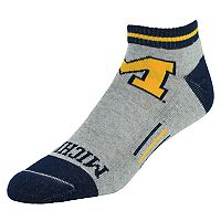 Men's Mojo Michigan Wolverines Low-Cut Socks