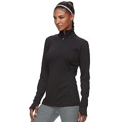 Women's Tek Gear® Performance 1/4-Zip Jacket