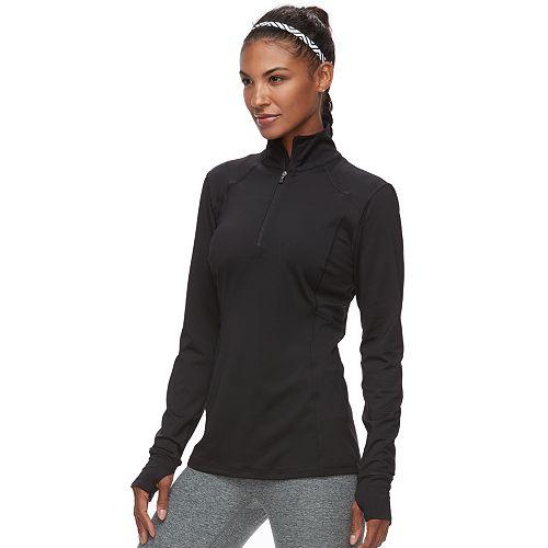 Women's Tek Gear® Performance 1/4-Zip Jacket