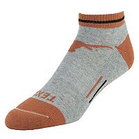 Women's Mojo Texas Longhorns Low-Cut Socks