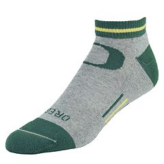 Women's Mojo Oregon Ducks Low-Cut Socks