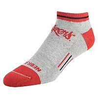 Women's Mojo Nebraska Cornhuskers Low-Cut Socks