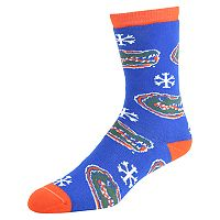 Women's Florida Gators Snow Dayz Crew Socks