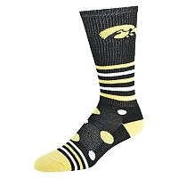 Women's Iowa Hawkeyes Razzle Knee-High Socks