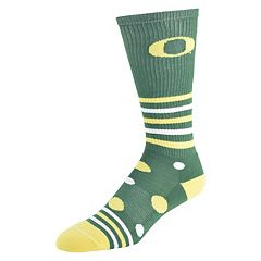 Women's Oregon Ducks Razzle Knee-High Socks