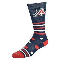Women's Arizona Wildcats Razzle Knee-High Socks
